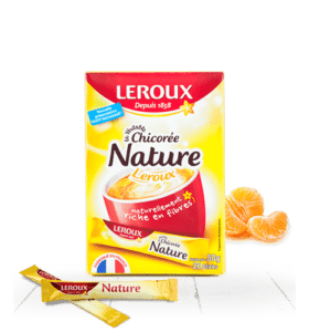 Chicorée soluble nature en sticks