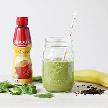 Green Smoothie à la chicorée